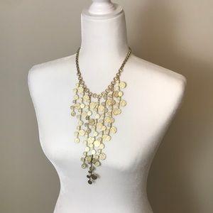 Chico's Golden Goddess Necklace